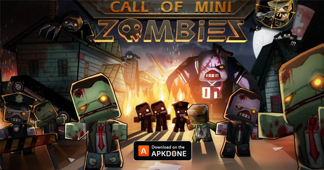 Call of Mini: Zombies poster