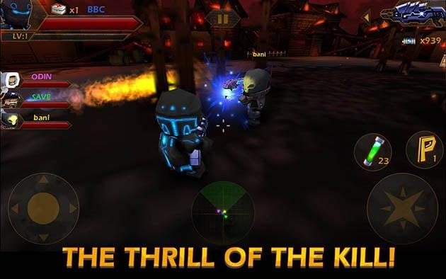 Call of Mini: Zombies screenshot 3
