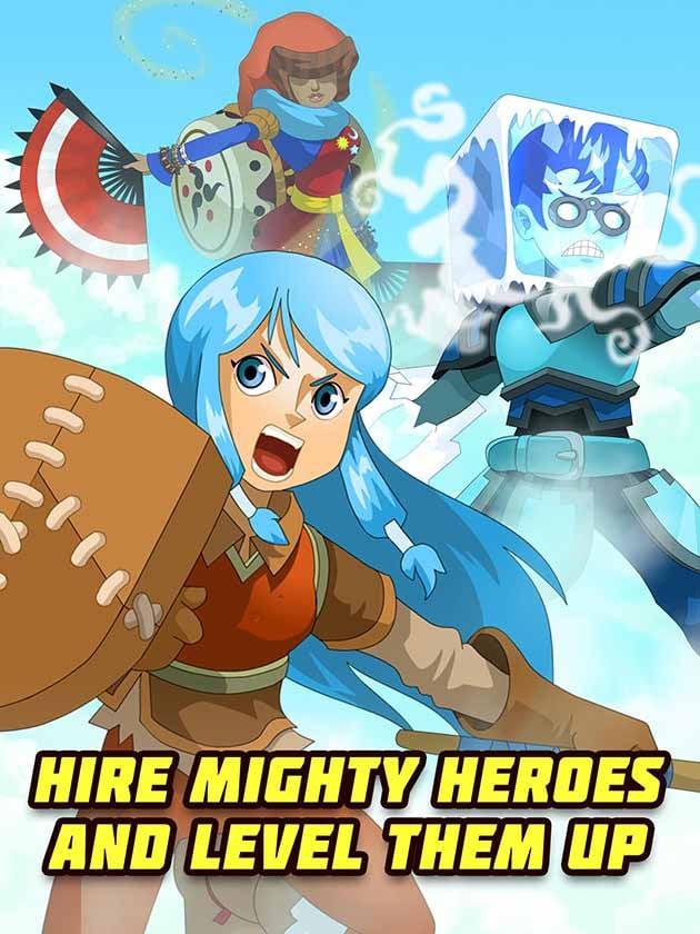 Clicker Heroes screenshot 3