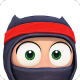 Clumsy Ninja MOD APK 1.32.2 (Unlimited Coins/Gold)