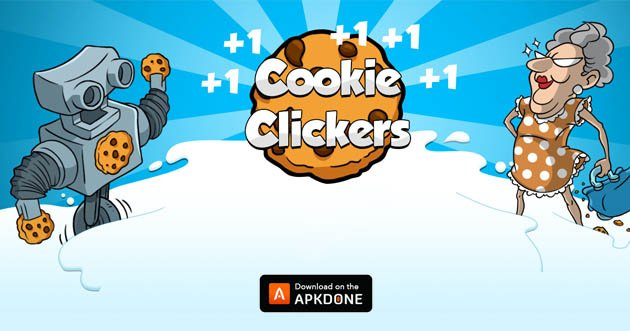 Cookie Clickers poster
