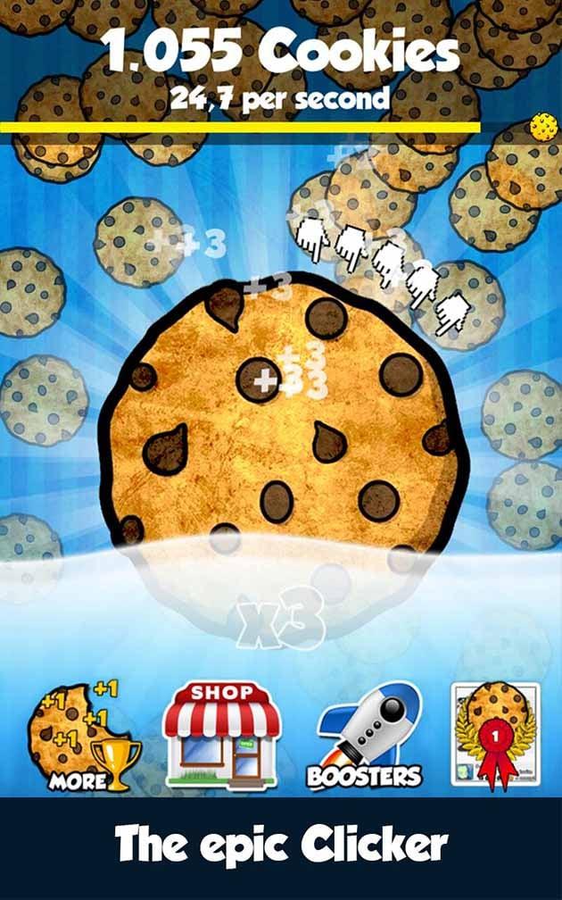Cookie Clickers screenshot 1
