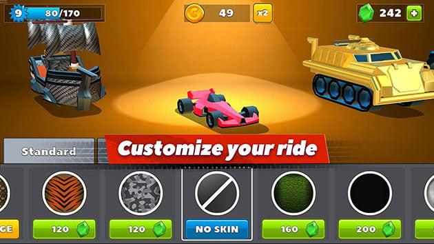 Crash of Cars screenshot 2