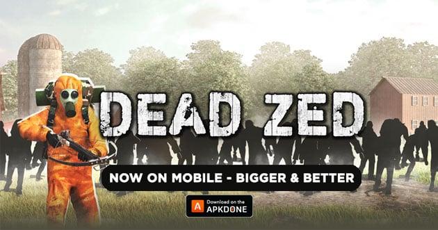 Dead Zed poster