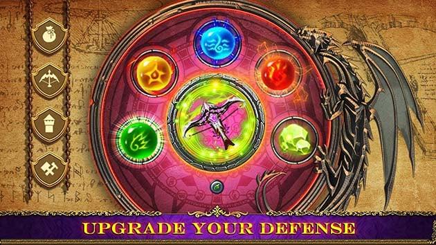 Defender 3 screenshot 3