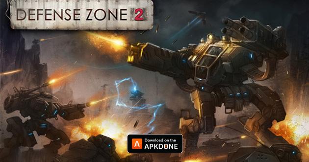 Defense Zone 2 HD poster