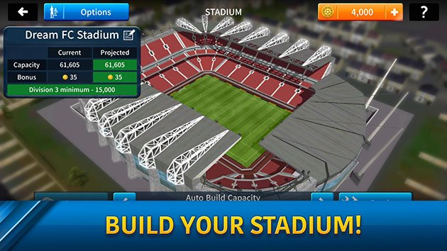 Dream League Soccer screenshot 4