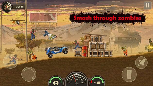 Earn to Die 3 screenshot 4
