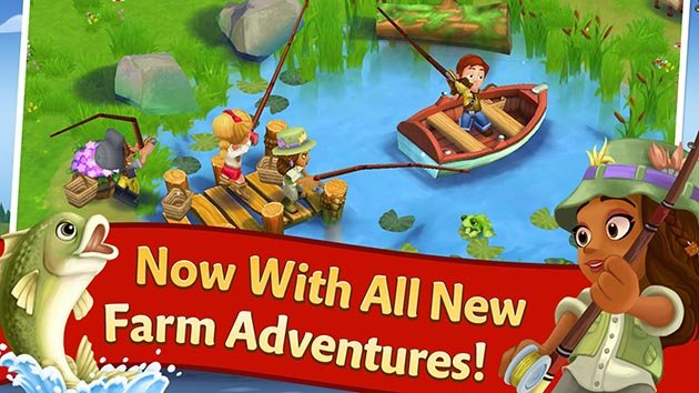 FarmVille 2: Country Escape screenshot 2