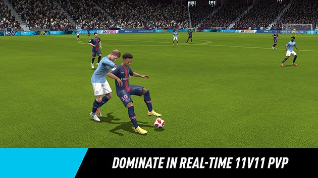 Captura de pantalla 1 de FIFA Soccer