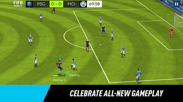 Captura de pantalla 2 de FIFA Soccer