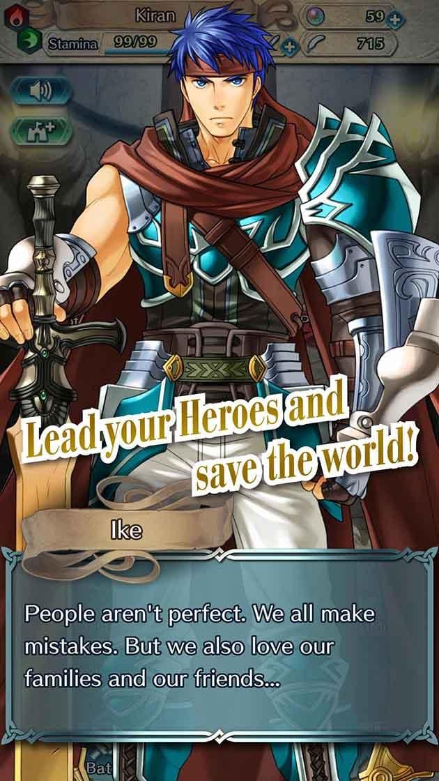 Imagen 1 de Fire Emblem Heroes
