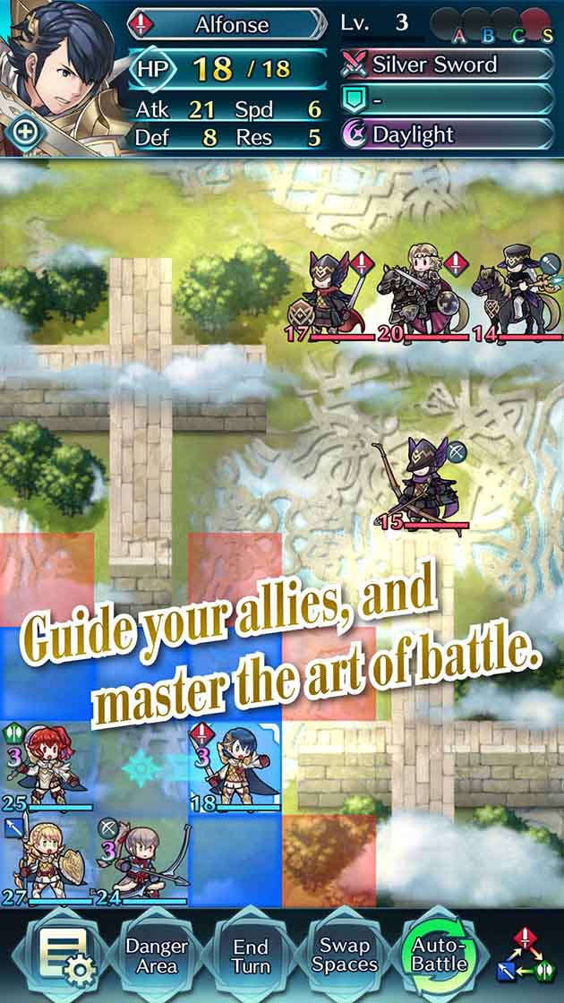 Fire Emblem Heroes APK 3 9 0 for Android - Download
