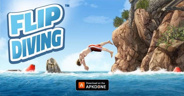 Flip Diving poster