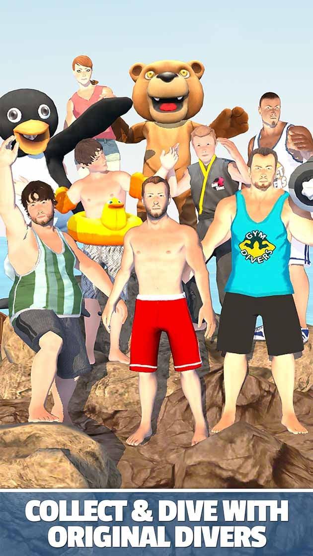 Flip Diving screenshot 4