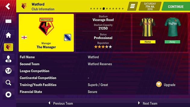 Football Manager 2020 Mobile screenshot 3