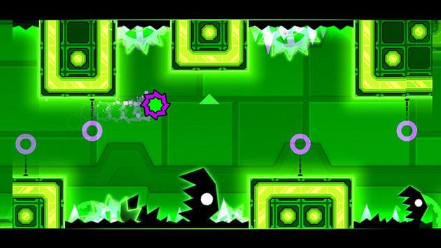 Geometry Dash Meltdown screenshot 3