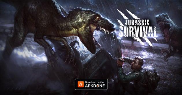 Jurassic Survival poster