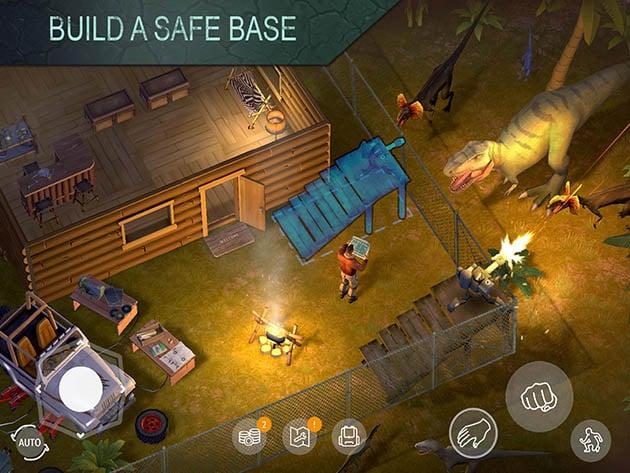 Jurassic Survival screenshot 1