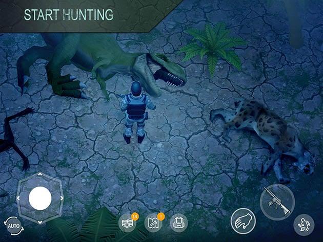Jurassic Survival screenshot 2