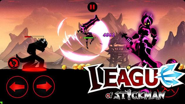 League of Stickman screenshot 1
