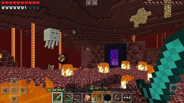 Minecraft Mod Apk 1 16 100 55 Download Immortality Unlocked Free For Android