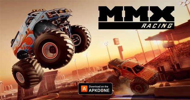 MMX Racing poster