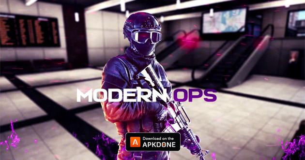 Modern Ops poster