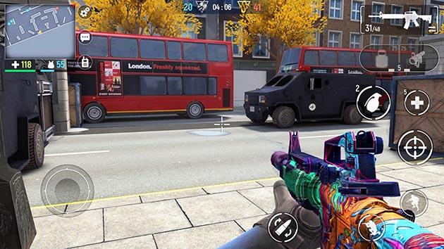 Modern Ops screenshot 1