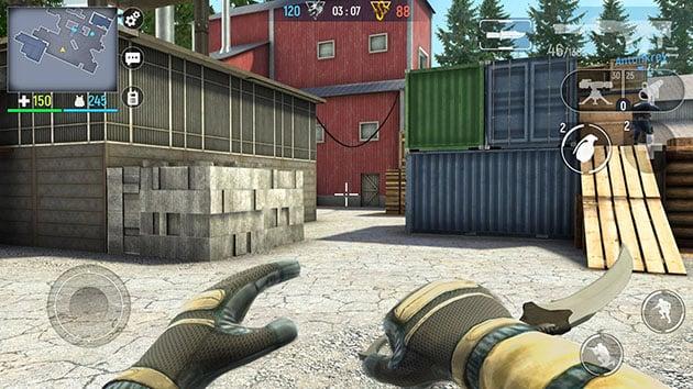 Modern Ops screenshot 4
