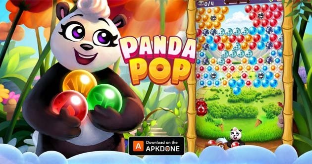 Panda Pop poster