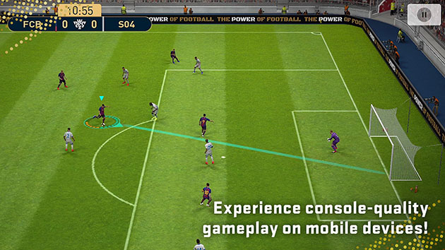 PES 2019 Pro Evolution Soccer screenshot 1