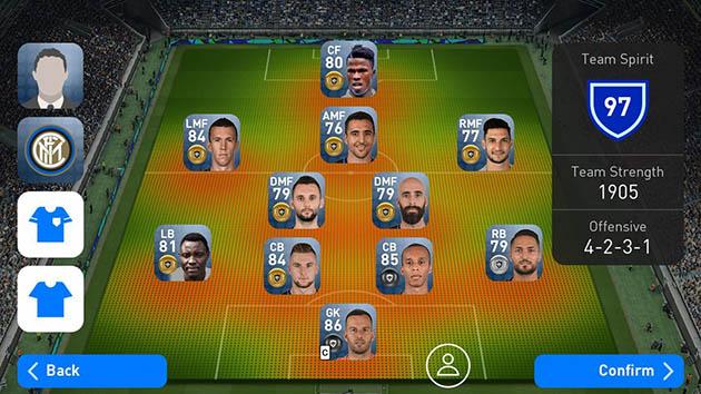 PES 2019 Pro Evolution Soccer screenshot 4