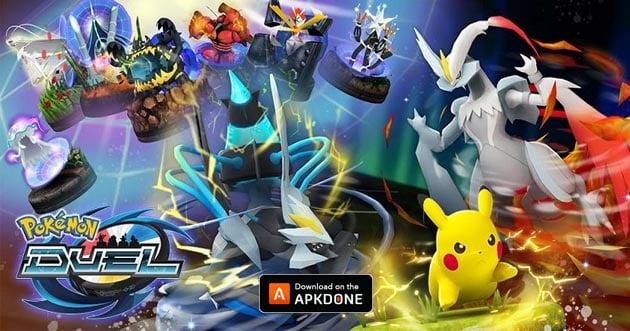 Pokemon Duel poster