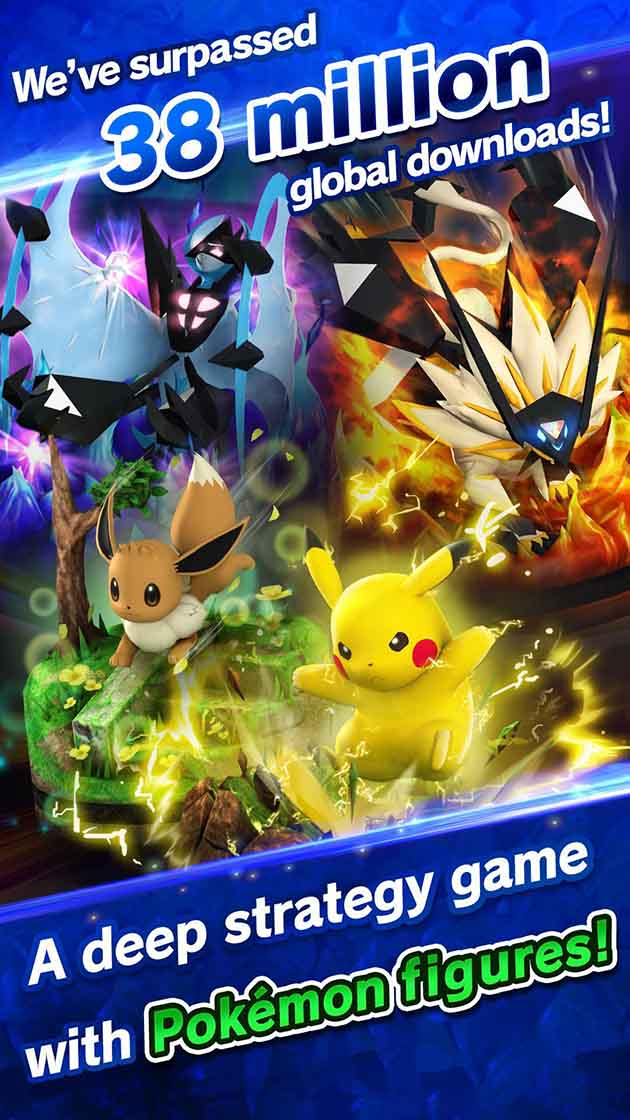 Pokemon Duel screenshot 1