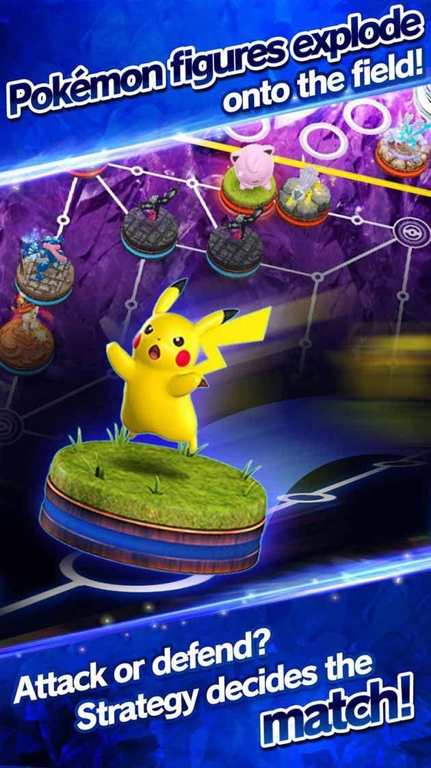 Pokemon Duel screenshot 2