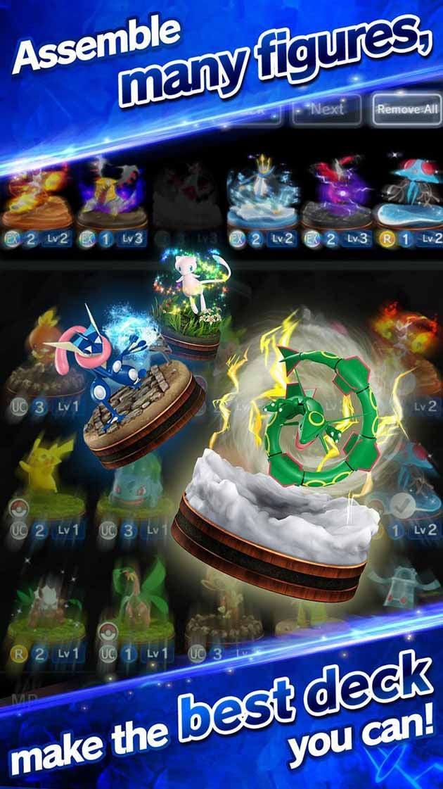Pokemon Duel screenshot 3