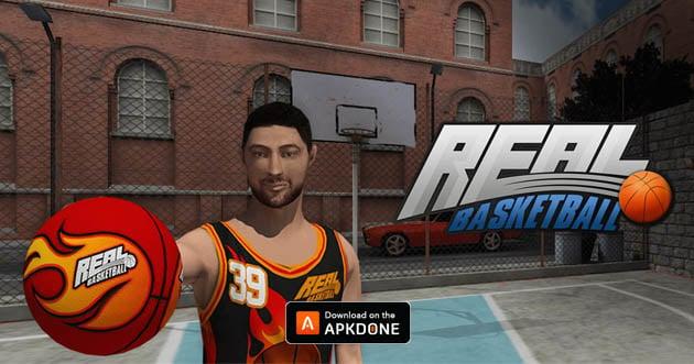 Real Basketball poster
