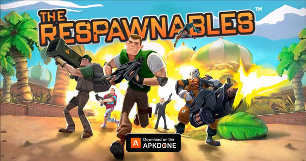 Respawnables poster
