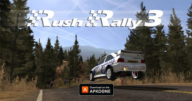 Rush Rally 3 poster