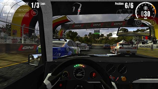 Rush Rally 3 screenshot 2