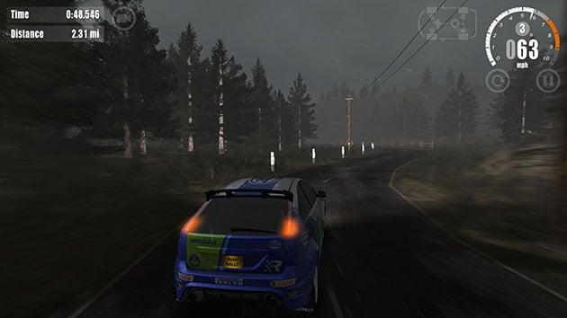 Rush Rally 3 screenshot 3