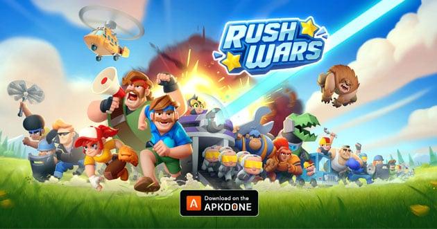 Rush Wars poster
