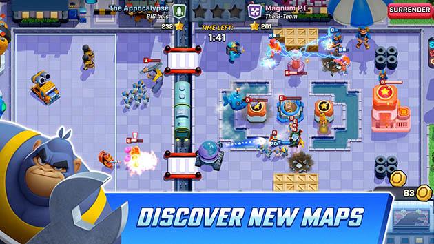 Rush Wars screenshot 4