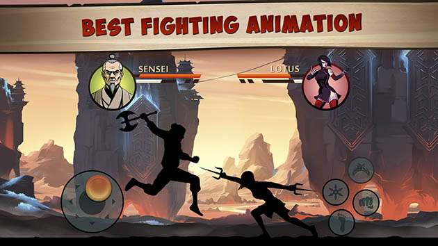 Shadow Fight 2 Special Edition screenshot 2