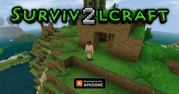 Survivalcraft 2 poster