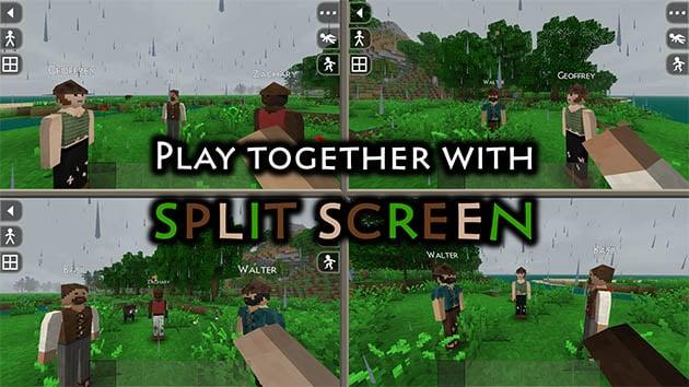 Survivalcraft 2 screenshot 3