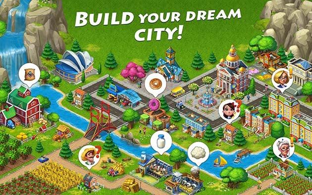 Township screenshot 1