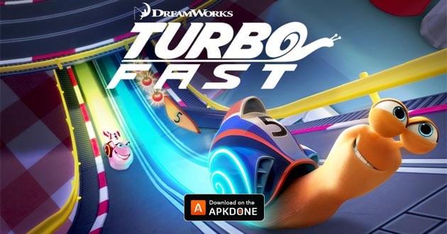 Cartel Turbo RÁPIDO
