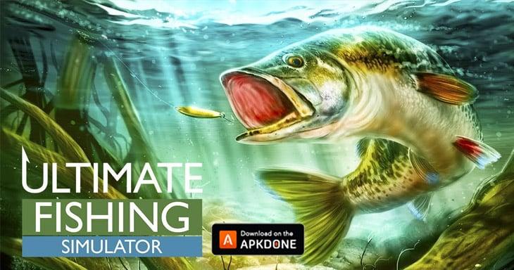 Ultimate Fishing Simulator poster